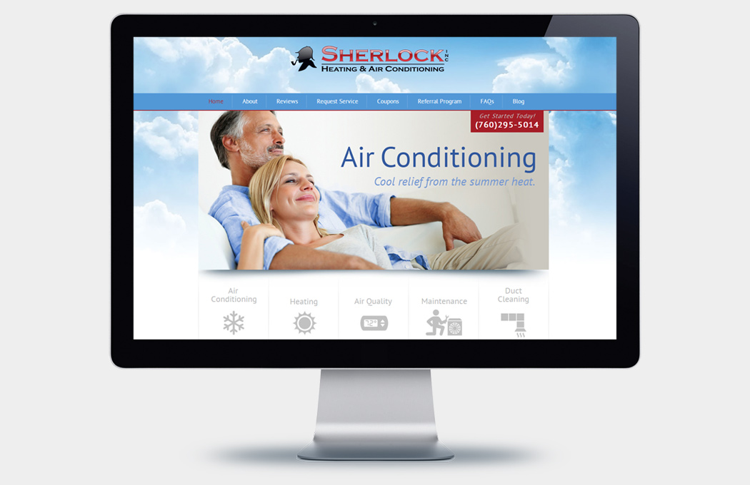 Sherlock Heating and Air Conditioning