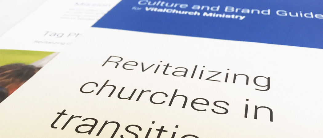 VitalChurch Ministry Brand and Culture Guide