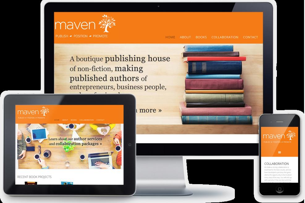 Maven Portfolio Image