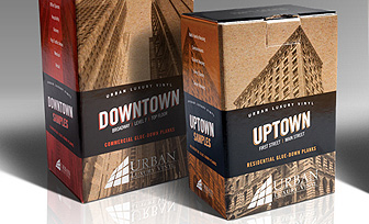 urban product packaging design