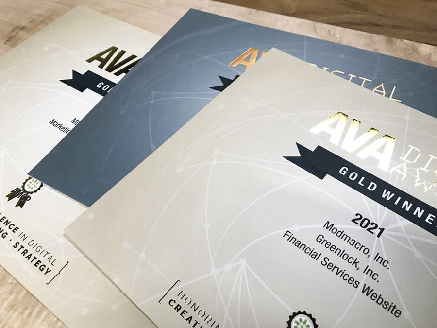 san diego web design awards